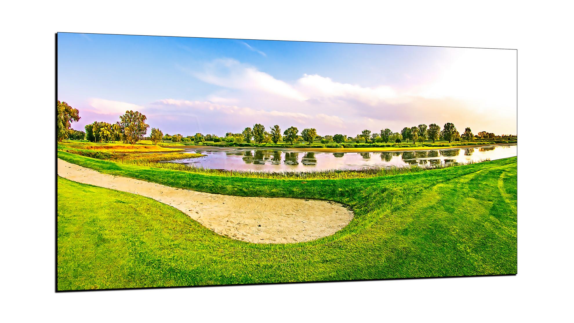 pole golfowe, Rajszew, FWG&CC